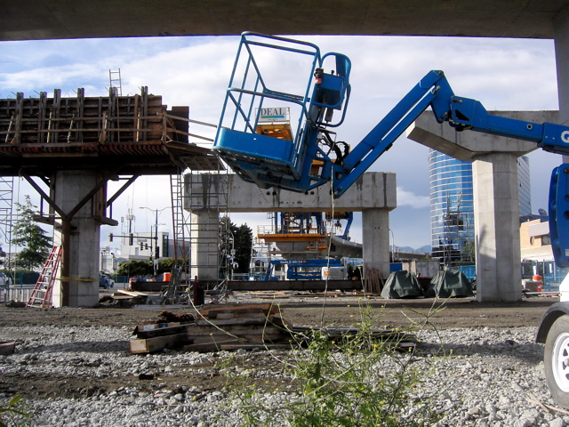 Overhead Cranes Vancouver Bc : Vancouver canada line completed in service page skyscraperpage forum